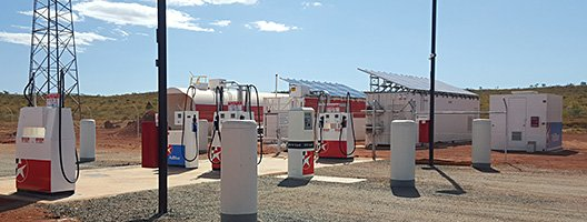 CPS National critical remote area power renewables