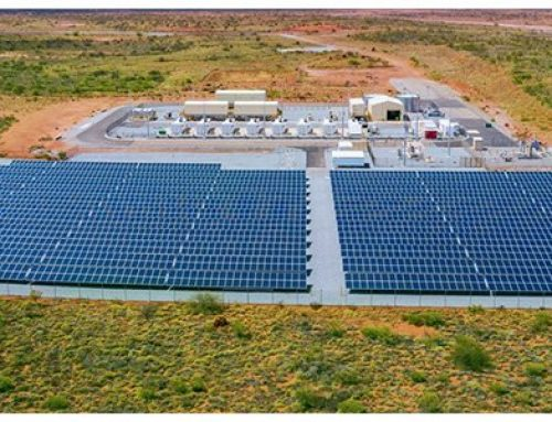 Engineer, Procure and Construct of 1.05MW Solar Farm – Onslow Stage Two