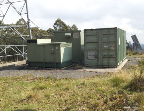 Battery Replacements for VIC Emergency Services network