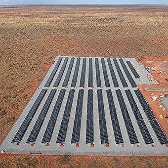CPS National Onslow Solar Project Stage 2