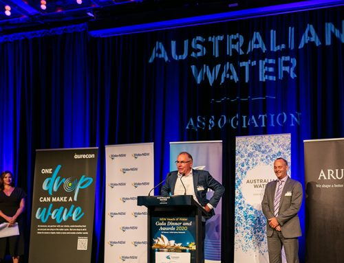 Gilghi Wins AWA NSW Water Infrastructure Project Innovation Award