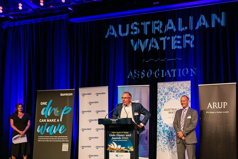 australian water industry awards winner gilghi