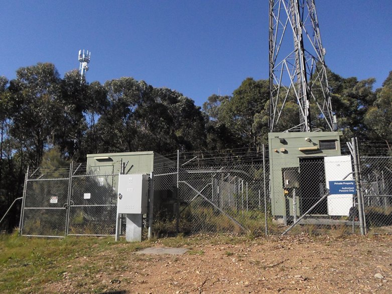 Remote Telecommunications Site