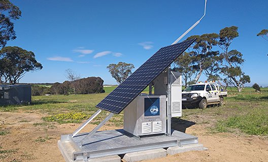 SAPS nano cube stand alone power system cps national
