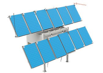 SAPS solar cube stand alone power system cps national